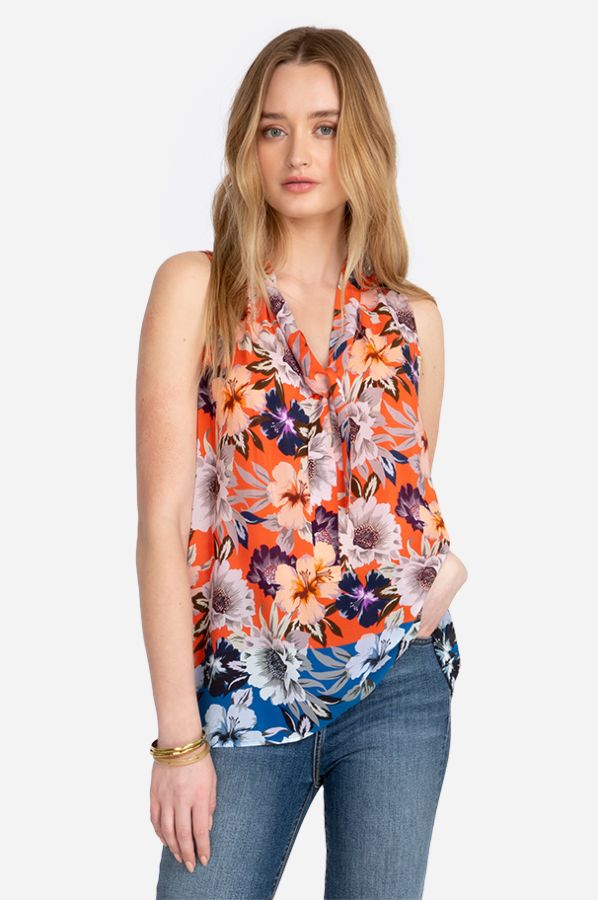 Ileana Sleeveless Top