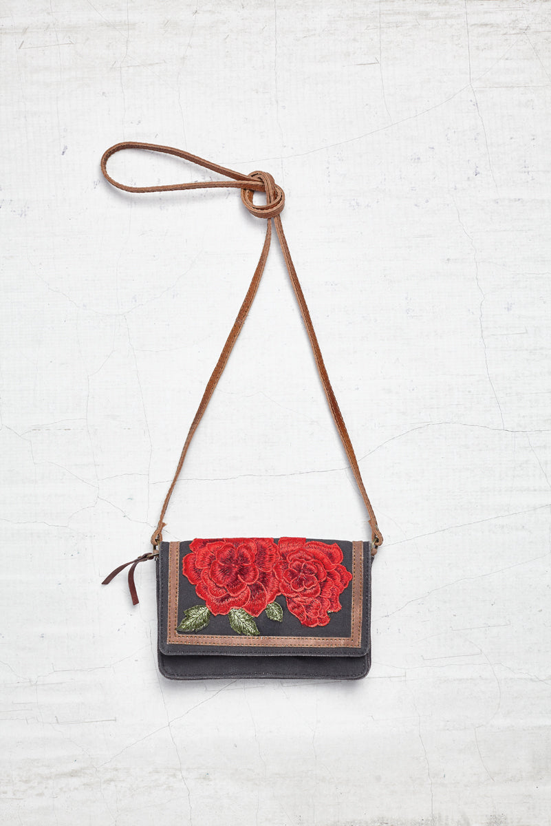 Bloom Wallet Crossbody