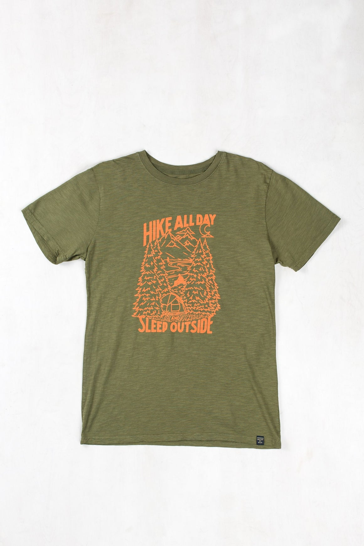 Men's S/S Hike All Day Tee