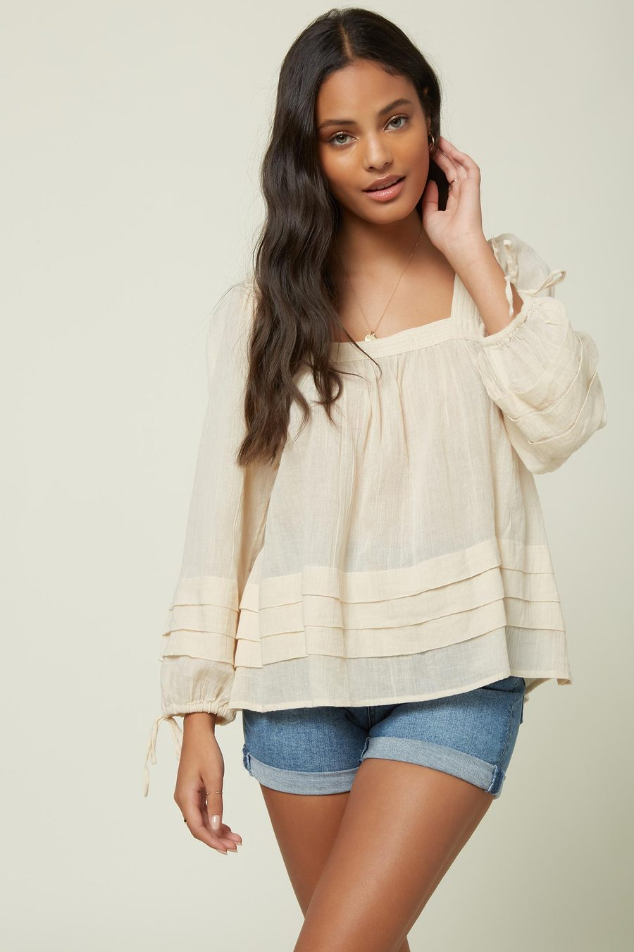 Maris Long Sleeve Top
