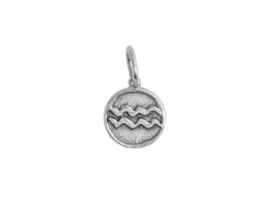 Mysteries of Zodiac Charm - Aquarius