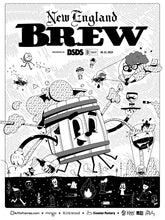 Load image into Gallery viewer, A New England Brew - Event Poster Screenprint