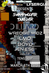 Official Swampwoofer Takeover Afterparty