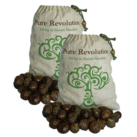 SPECIAL Bulk Offer - 2 x 500g Soap Nuts - 1 YEAR of washing* at just 10 cents a wash! Plus FREE SHIPPING in Australia!!!