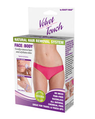 Velvet Touch Hair Removal System