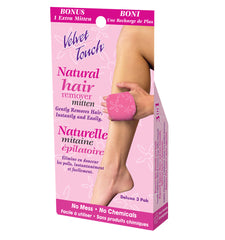 Natural Hair Remover Mitten