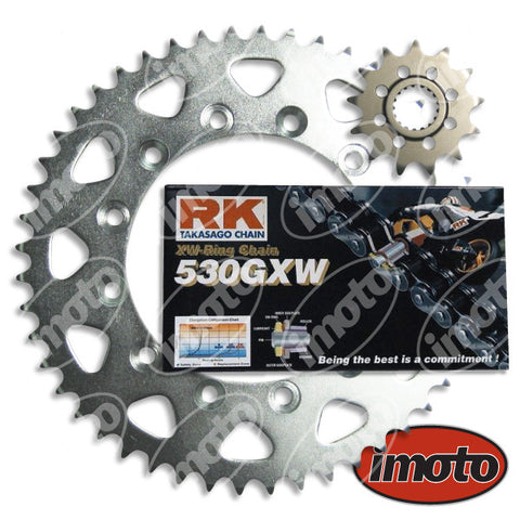 Chain & Sprocket Kit HONDA CBR1100 XX SUPER BLACKBIRD - ALL YEARS
