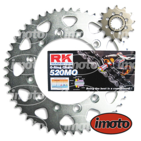 Chain & Sprocket Kit APRILIA RS250 ALL YEARS (Aust. Model)