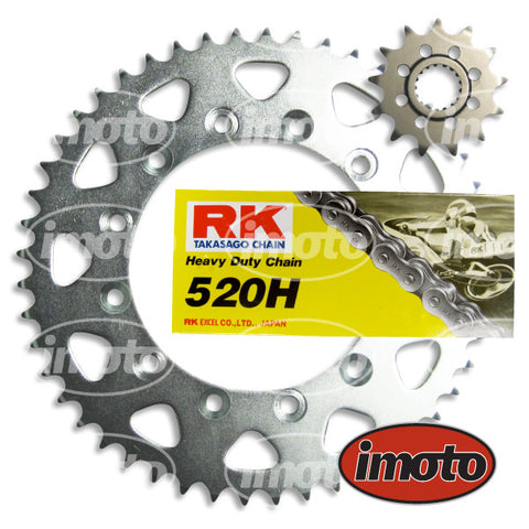 Chain & Sprocket Kit HONDA CR125 2004-2011