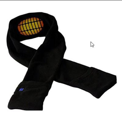 GearSupermart:Heated Rechargeable Scarf