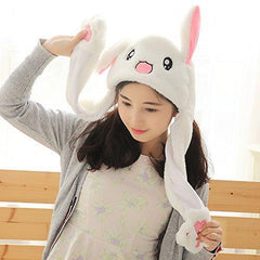 GearSupermart:Flapping Bunny Hat