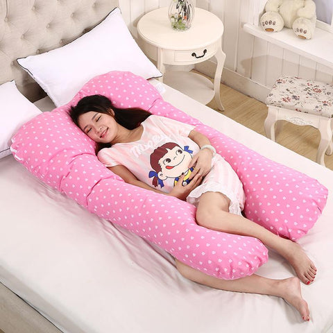 GearSupermart:U-Shape Pregnancy Pillow