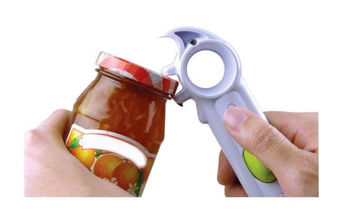 GearSupermart:Multi Purpose 6 Ways Universal Can Opener