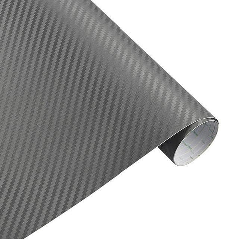 Carbon Fiber Roll Car Sticker