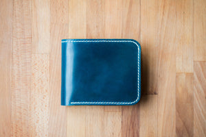 Monk Made x Worn & Wound Wallet - Oceano