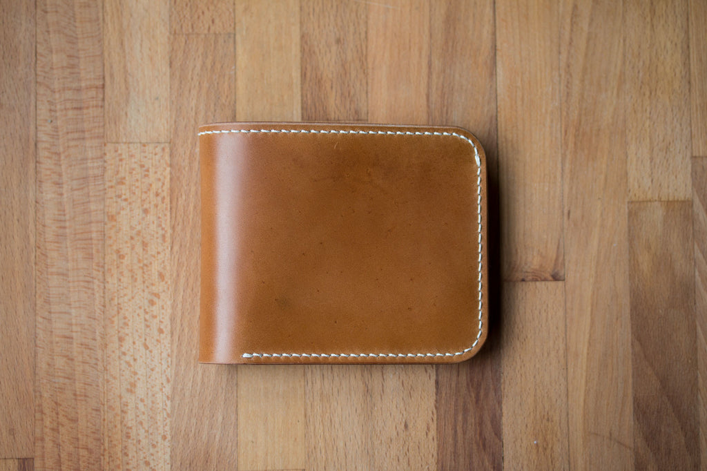 Monk Made x w&w Wallet - Whiskey