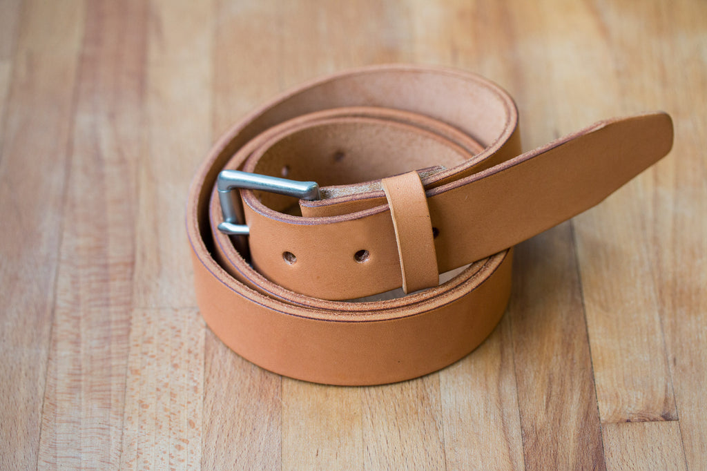 Classic Belt - Wheat