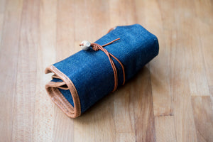 Watch Roll - Cone Mills Selvage Denim