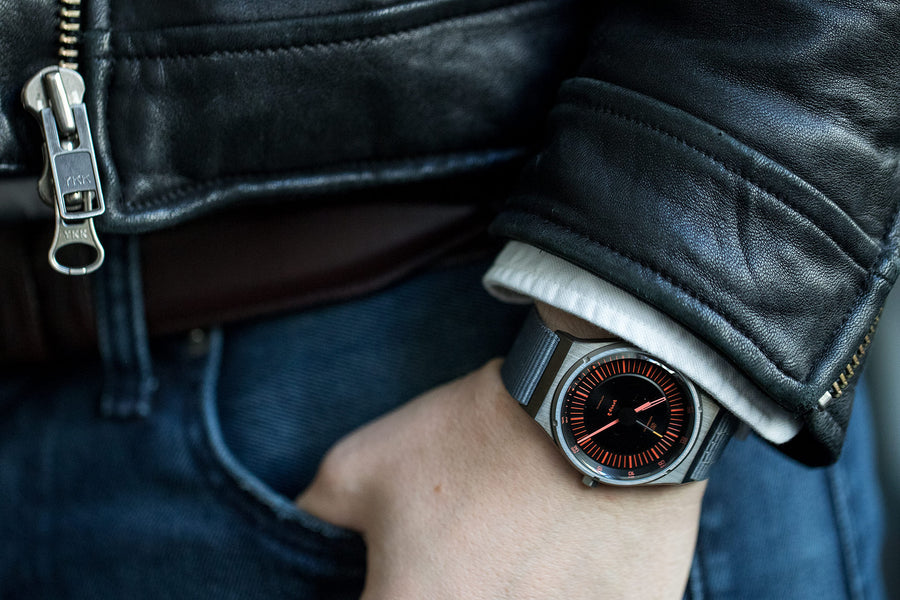 Autodromo X Worn & Wound Group B Automatic