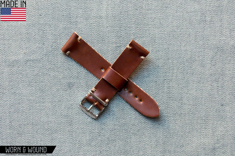 Model 2 Cordovan - Tobacco