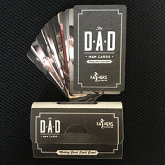 D.A.D MAN CARDS from Fathers Who Dare Win