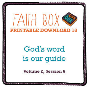 #18 - God's word is our guide