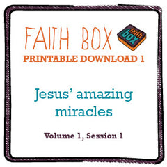 #01 - Jesus' amazing miracles