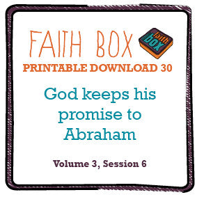 #30 - God keeps his promise to Abraham