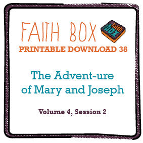 #38 - The Advent-ure of Mary & Joseph
