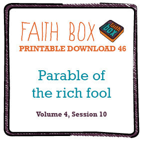 #46 - Parable of the rich fool