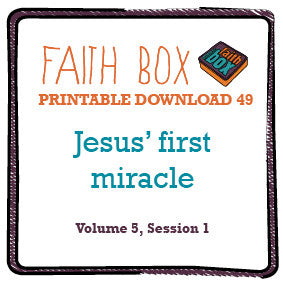 #49 - Jesus' first miracle