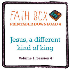 #04 - Jesus a different kind of King