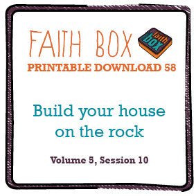 #58 - Build your house on the rock (vol5:10)