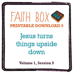 #05 - Jesus turns things upside down
