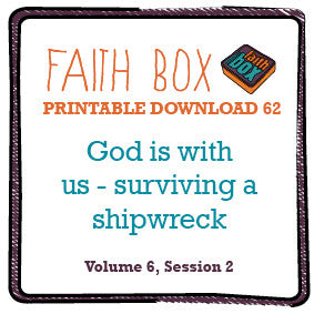 #62 - God is with us - surviving a shipwreck