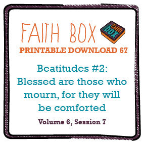 #67 - Beatitudes #2: Blessed are those who mourn, for they will be comforted