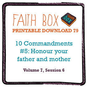 #79 - 10 Commandments #5: Honour your father and mother