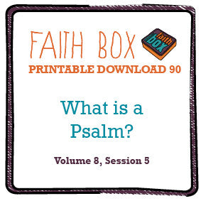 #90 - What is a Psalm?