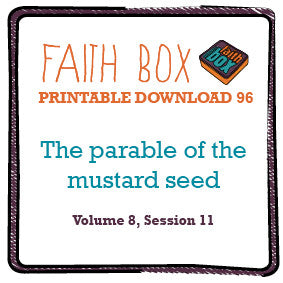 #96 - The parable of the mustard seed