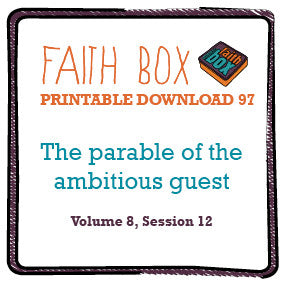 #97 - The parable of the ambitious guest