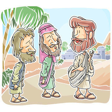 #56 - Walk to Emmaus - Jesus gives us eyes to see
