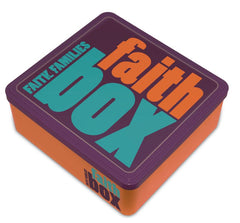 Faith Box - includes 1 manual and much more