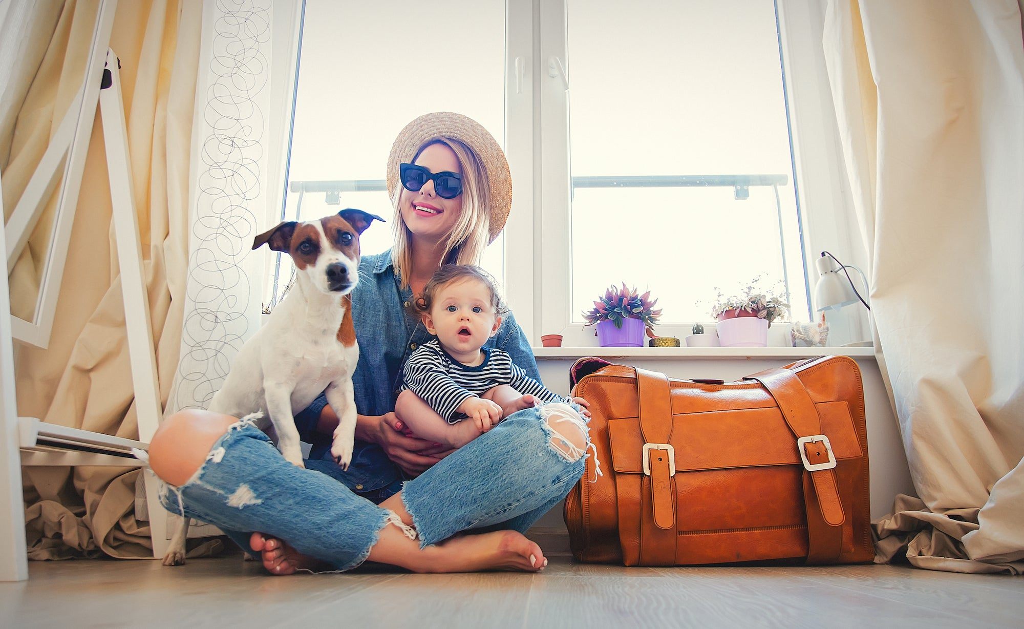 Packable + Portable: Baby Travel Gear Must-Haves