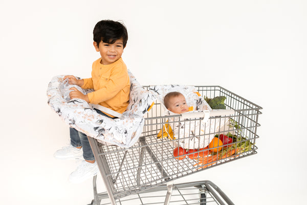 The Benefits of Using a Shopping Cart Cover