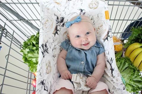 5 Tips for Shopping by Yourself with Baby