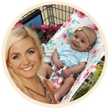 blonde mom and baby in hammock (carley)