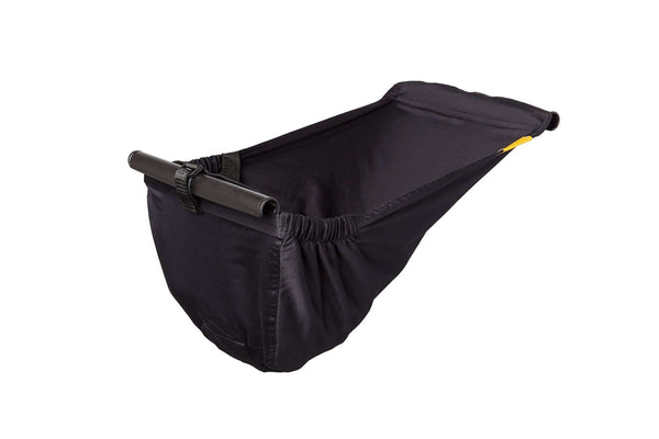 Shopping Cart Hammock Black Binxy Baby