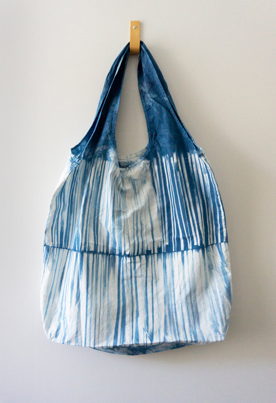 Eco Bag, Broken Stripes