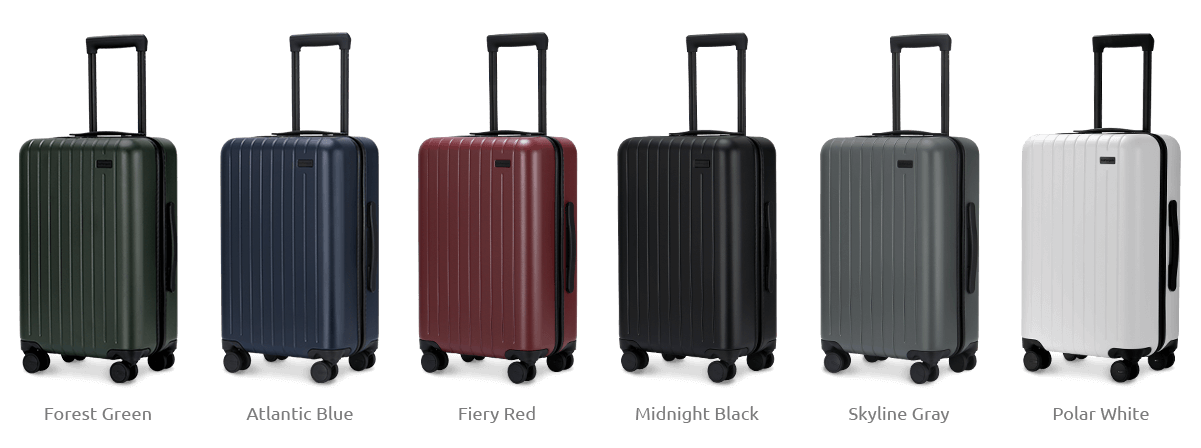 GoPenguin Luggage, Carry on luggage