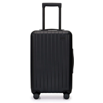 GoPenguin carry on luggage mid-night black